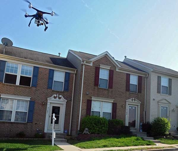 Drone Commercial Real Estate Use In Florida