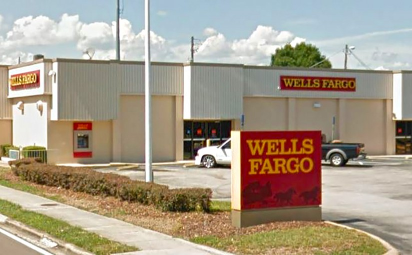 Former Wells Fargo For Sale | Lake Alfred, FL