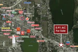 Retailer aerial for website