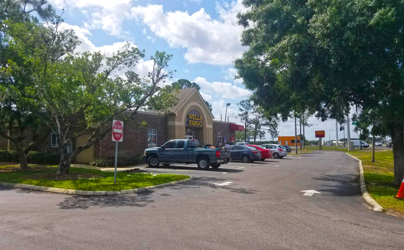 Former Wells Fargo FOR SALE | Haines City